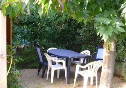 en location saisonnière Maison jumelée Marseillan Plage | Réf 3414831115 - Adaptimmobilier.com