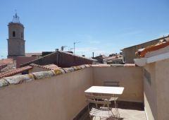 En location saisonnière Marseillan 3414831130 S'antoni immobilier marseillan centre-ville