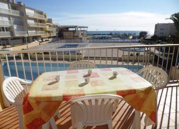 En location saisonnière Le Cap D Agde 3414831136 S'antoni immobilier agde