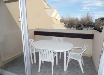 En location saisonnière Marseillan Plage 3414831149 S'antoni immobilier agde