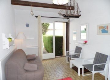 for seasonal lettings Maison jumel�e Marseillan Plage | R�f 3414831172 - S'antoni real estate