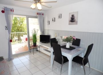 for seasonal lettings Appartement Marseillan Plage | R�f 3414831177 - S'antoni real estate
