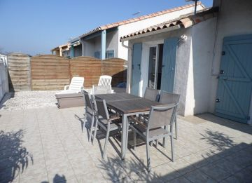 for seasonal lettings Maison jumel�e Marseillan Plage | R�f 3414831479 - S'antoni real estate