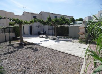 for seasonal lettings Maison jumel�e Marseillan Plage | R�f 3414831504 - S'antoni real estate