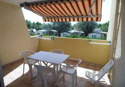 en location saisonnière Studio Marseillan Plage | Réf 3414831672 - Adaptimmobilier.com