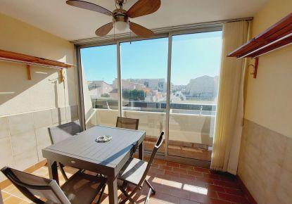 en location saisonnière Appartement cabine Marseillan Plage | Réf 3414831973 - Adaptimmobilier.com