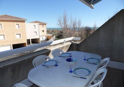 en location saisonnière Appartement mezzanine Marseillan Plage | Réf 3414831990 - Adaptimmobilier.com