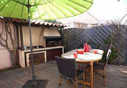 En location saisonnière Marseillan Plage 3414832008 Adaptimmobilier.com