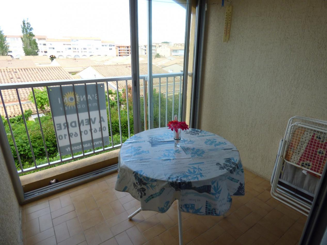 A vendre Le Cap D'agde 3414832476 S'antoni immobilier