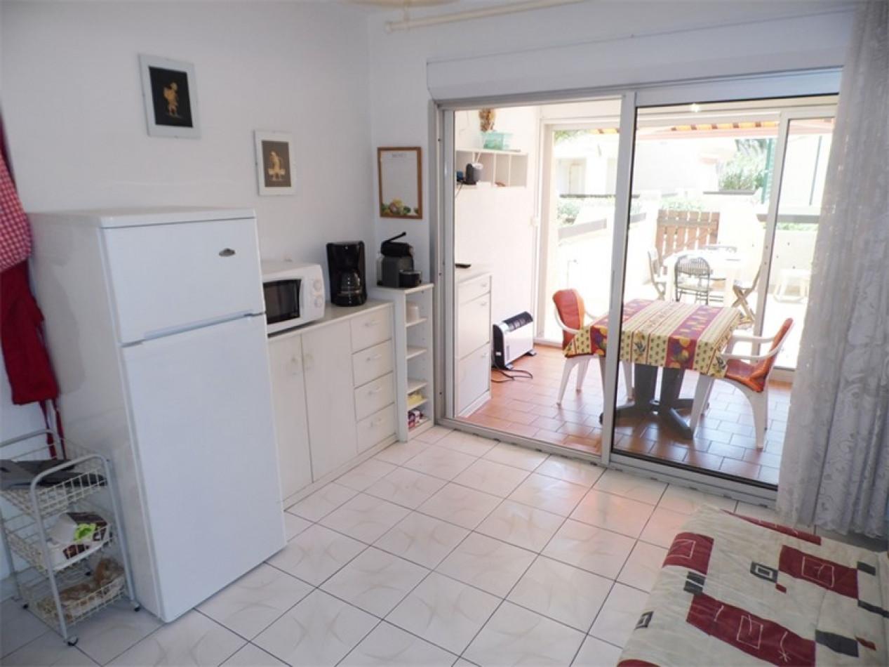 En location saisonnière Marseillan Plage 3414833030 S'antoni immobilier
