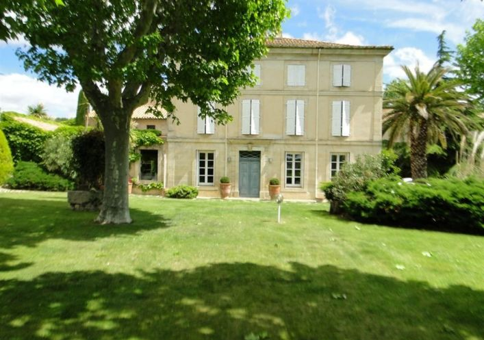 A vendre Maison de ma�tre Montady | R�f 3414833478 - S'antoni immobilier prestige