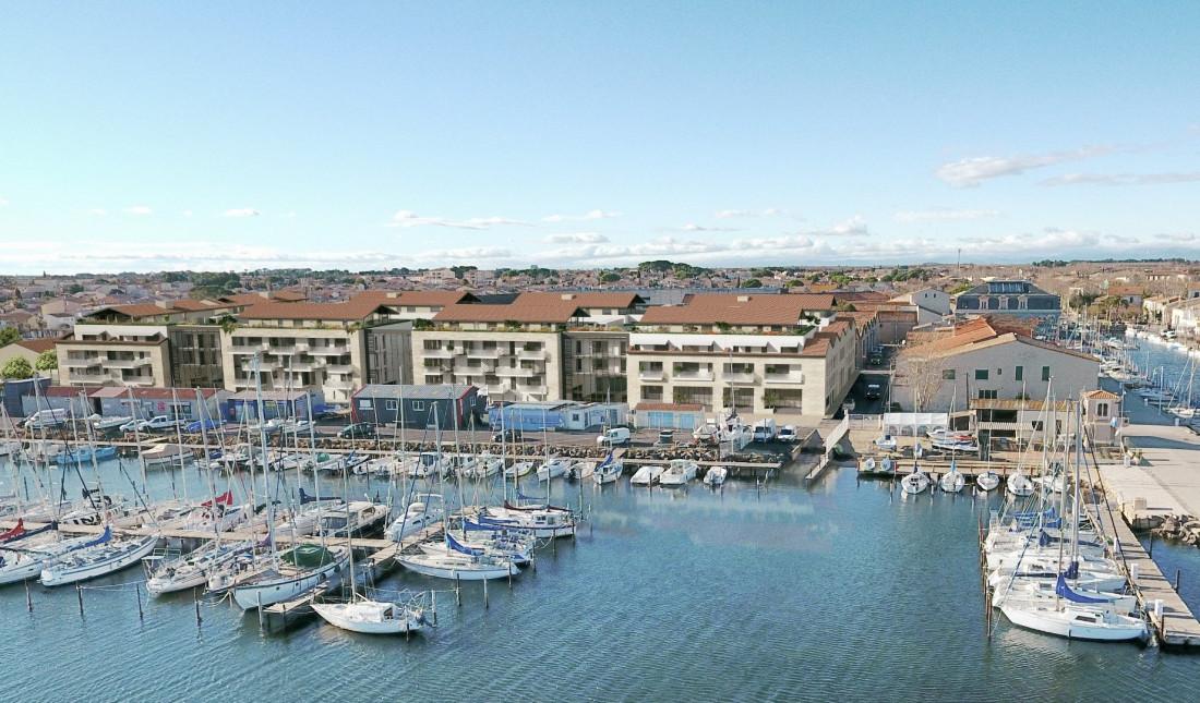 A vendre Marseillan 3414833580 S'antoni immobilier prestige