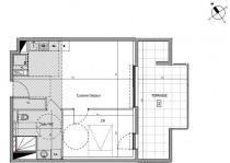 A vendre Marseillan 3414833583 S'antoni immobilier marseillan centre-ville