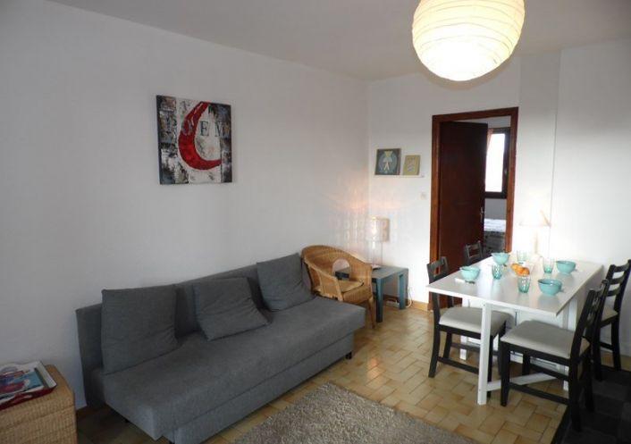 en location saisonni�re Appartement Marseillan | R�f 3414833756 - S'antoni immobilier marseillan centre-ville