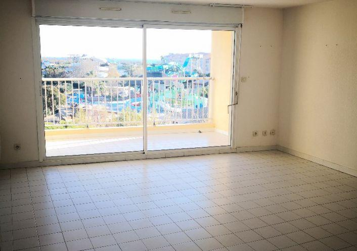 A louer Le Cap D'agde 3414833823 S'antoni immobilier