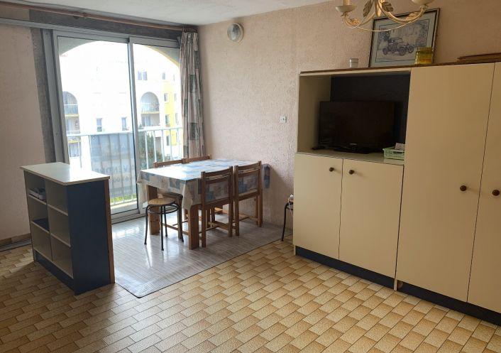 A vendre Appartement Le Cap D'agde | Réf 3414833890 - S'antoni immobilier cap d'agde
