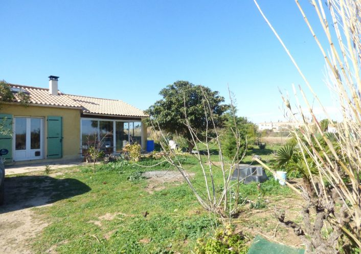 A vendre Marseillan 3414834188 S'antoni immobilier