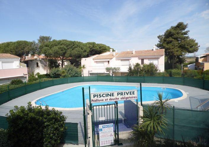 En location saisonnière Le Cap D Agde 3414834569 S'antoni immobilier