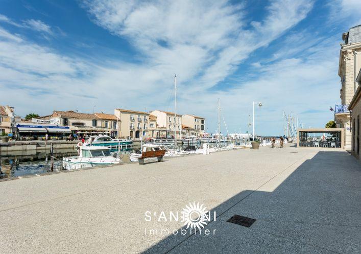 A vendre Marseillan 3414835003 S'antoni immobilier prestige