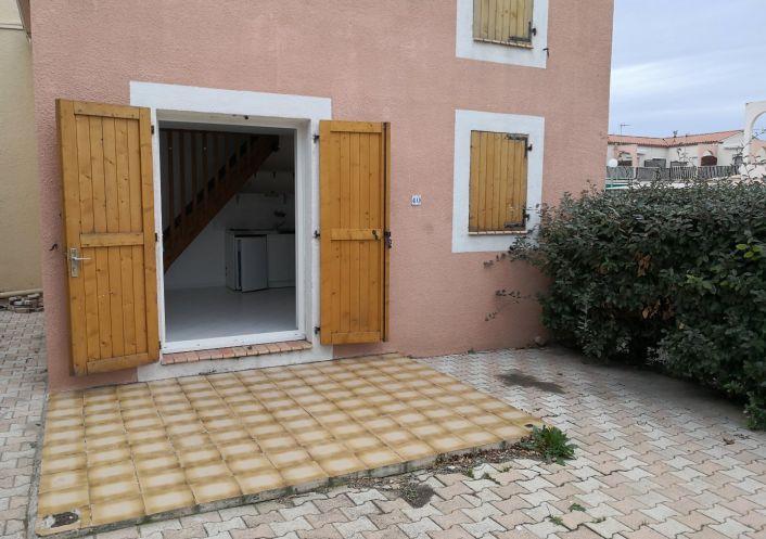 A louer Marseillan Plage 3414835500 S'antoni immobilier