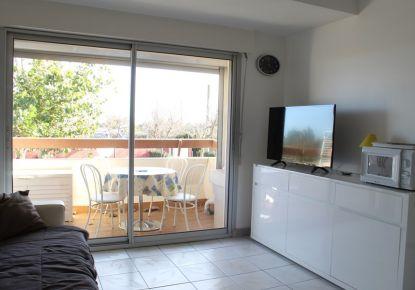 En location saisonnière Marseillan Plage 3414835799 Adaptimmobilier.com