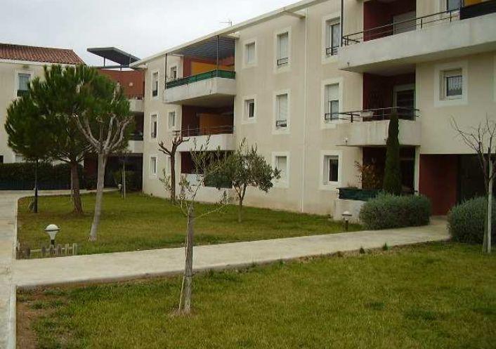 A louer Appartement en r�sidence Marseillan   R�f 3414836424 - S'antoni immobilier marseillan centre-ville