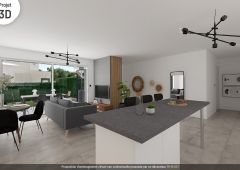 A vendre Maison contemporaine Agde   Réf 3414836913 - S'antoni immobilier