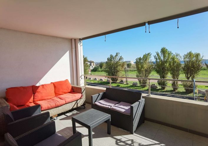 en location saisonni�re Appartement Marseillan | R�f 3414838361 - S'antoni immobilier marseillan centre-ville