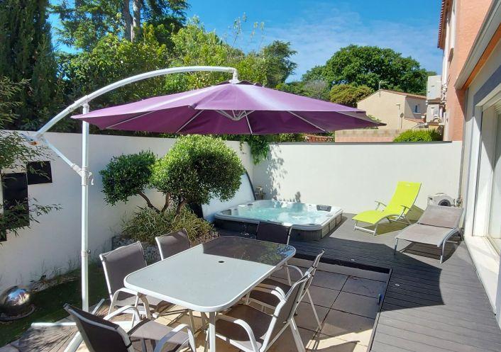 A vendre Maison Agde   Réf 3414838705 - S'antoni immobilier agde centre-ville
