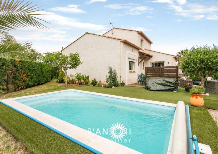 A vendre Maison Agde | Réf 3414839333 - S'antoni immobilier agde centre-ville