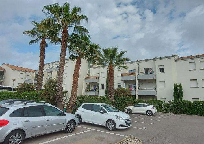 A vendre Appartement en résidence Agde   Réf 3414839363 - S'antoni immobilier agde centre-ville