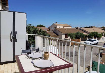 en location saisonnière Appartement Marseillan   Réf 3414839519 - Adaptimmobilier.com