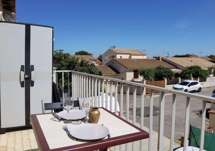 en location saisonni�re Appartement Marseillan | R�f 3414839519 - S'antoni immobilier marseillan centre-ville