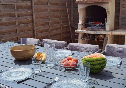 en location saisonnière Appartement cabine Marseillan   Réf 3414839604 - Adaptimmobilier.com