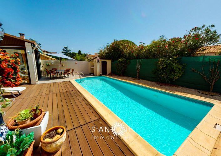 A vendre Maison Agde | Réf 3414839776 - S'antoni immobilier agde centre-ville
