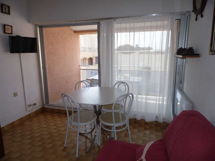 En location saisonnière Le Grau D'agde 3414911210 S'antoni immobilier agde