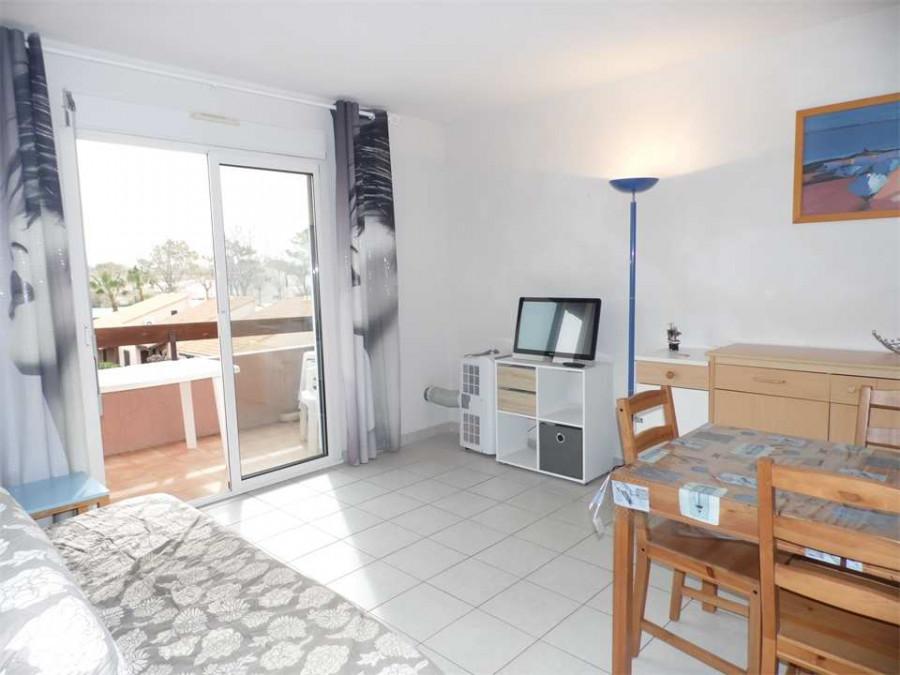 En location saisonnière Marseillan Plage 3414911223 S'antoni immobilier agde centre-ville