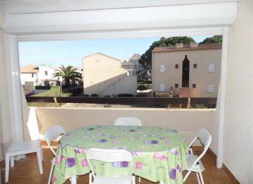For seasonal lettings Marseillan Plage 3414911237 S'antoni real estate