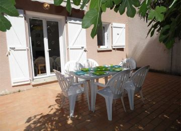For seasonal lettings Marseillan Plage 3414911241 S'antoni real estate