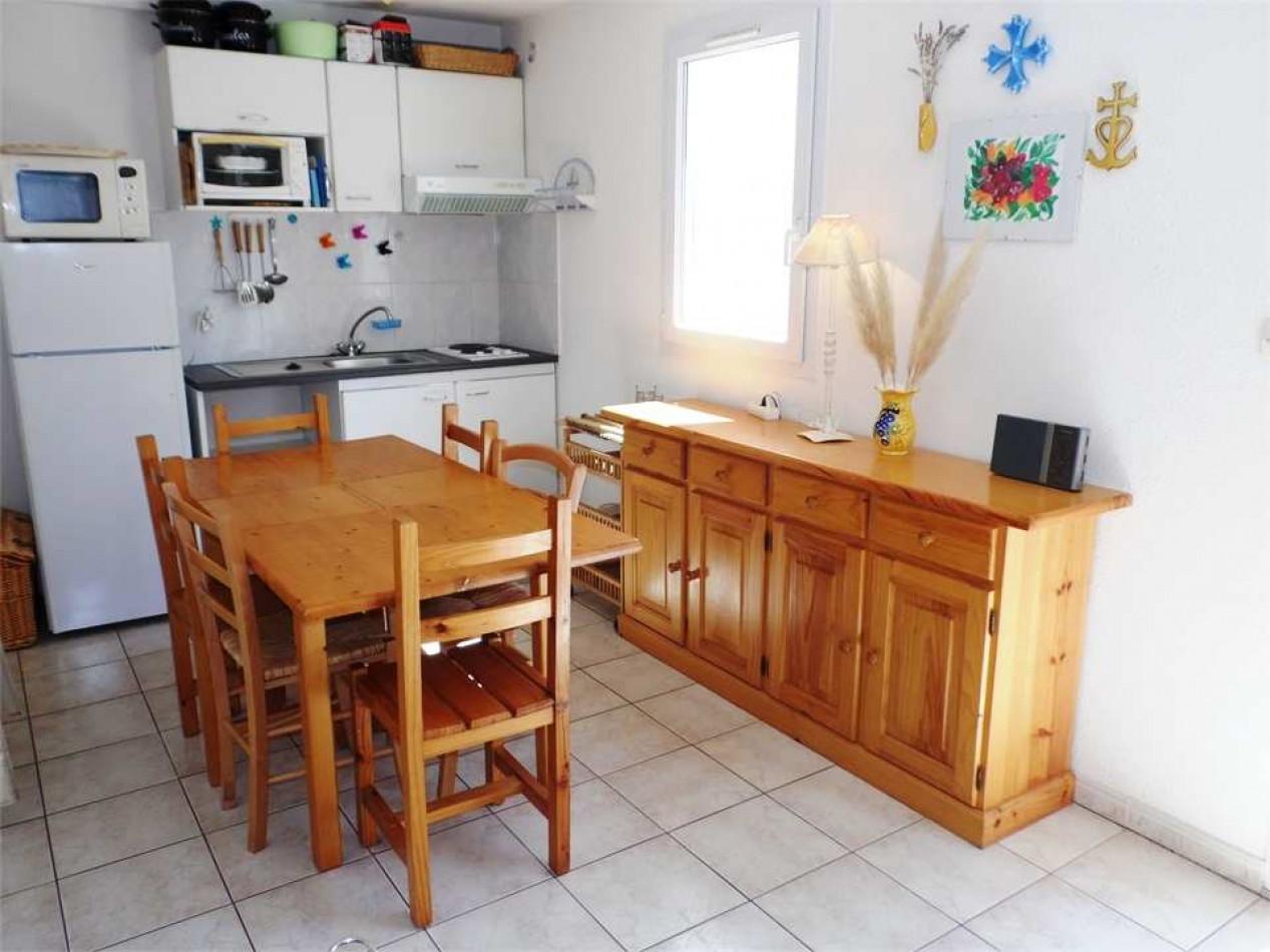 En location saisonnière Marseillan Plage 3414911241 S'antoni immobilier