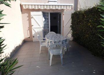 For seasonal lettings Marseillan Plage 3414911636 S'antoni real estate