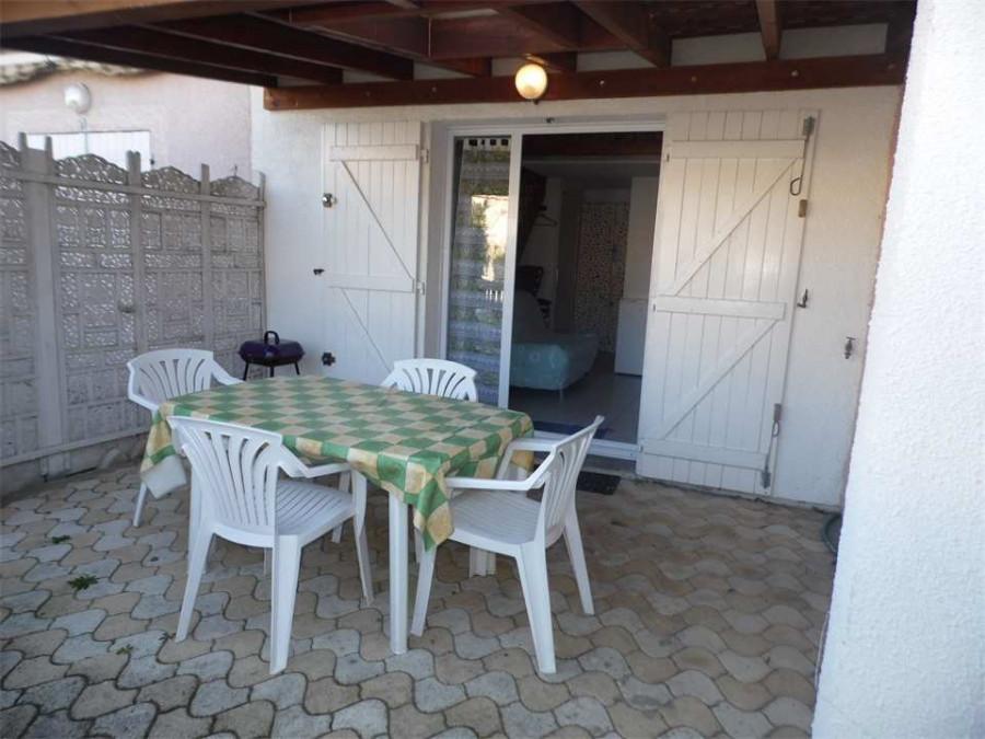 En location saisonnière Marseillan Plage 3414911638 S'antoni immobilier agde
