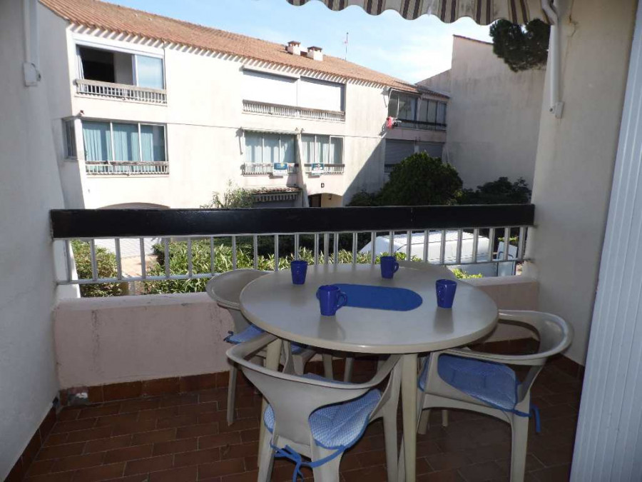 En location saisonnière Marseillan Plage 3414911654 S'antoni immobilier agde centre-ville