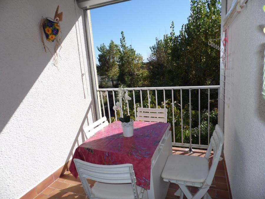 En location saisonnière Marseillan Plage 3414911705 S'antoni immobilier grau d'agde
