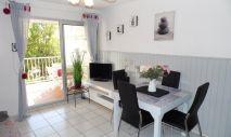 En location saisonnière Marseillan Plage  3414911705 S'antoni immobilier marseillan plage