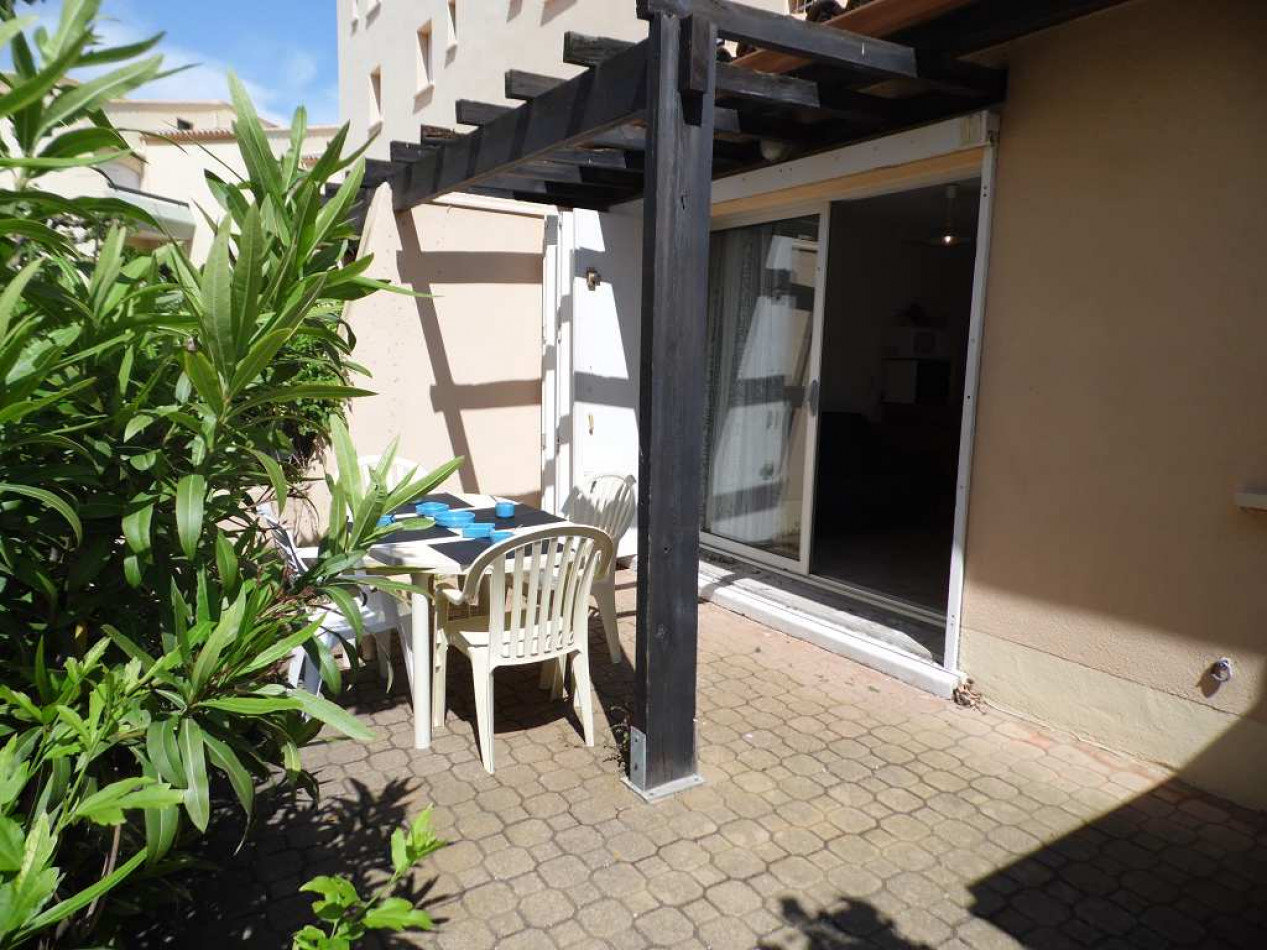 En location saisonnière Marseillan Plage 3414911710 S'antoni immobilier