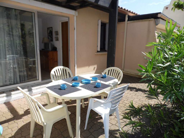 For seasonal lettings Marseillan Plage 3414911710 S'antoni real estate