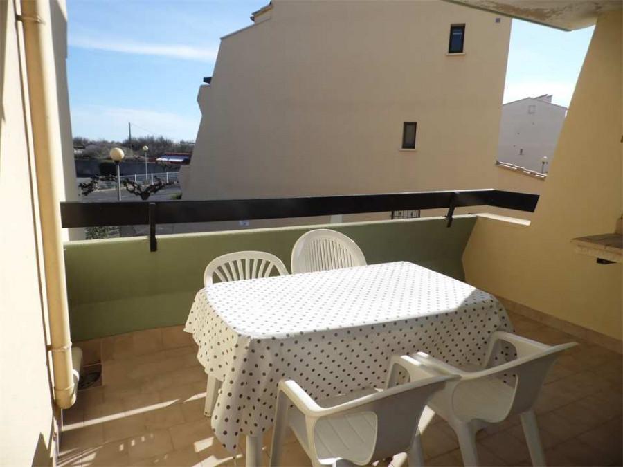 En location saisonnière Marseillan Plage 3414911720 S'antoni immobilier agde centre-ville