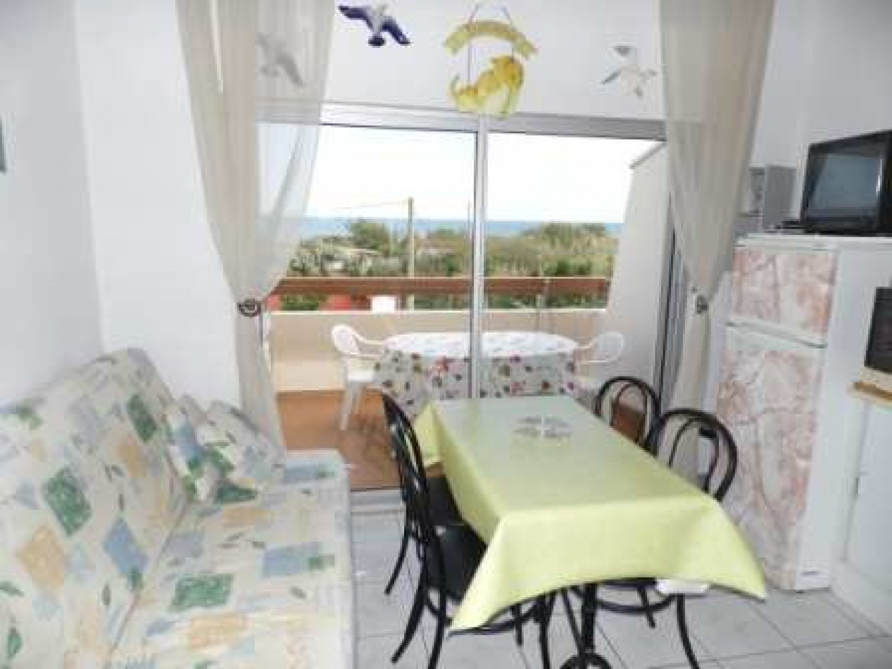 En location saisonnière Marseillan Plage 3414911721 S'antoni immobilier