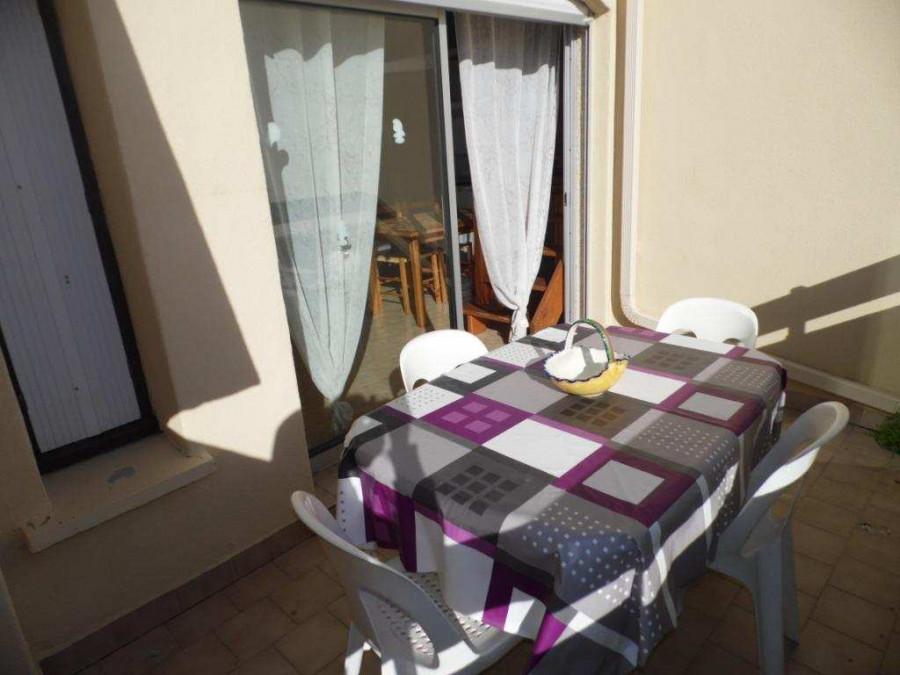 En location saisonnière Marseillan Plage 3414911724 S'antoni immobilier agde